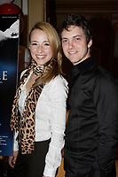 Montreal (QC) CANADA -Sept 18 2006-<br /> , Maxim GaudettE, ACTOR, Karine Vanasse, actress in Jean Beaudin new movie ''