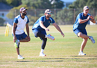Action from the Pearce Cup Wellington men's cricket final between Johnsonville and Taita at Alex Moore Park in Johnsonville, New Zealand on Friday, 26 March 2021. Photo: Dave Lintott / lintottphoto.co.nz