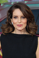 """HOLLYWOOD, LOS ANGELES, CA, USA - MARCH 11: Tina Fey at the World Premiere Of Disney's """"Muppets Most Wanted"""" held at the El Capitan Theatre on March 11, 2014 in Hollywood, Los Angeles, California, United States. (Photo by Xavier Collin/Celebrity Monitor)"""