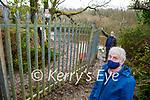 Bluebell Wood & River Walk group members Joe O'Mahony & John Hilliard.