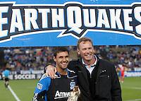 San Jose Earthquakes vs Toronto FC April 09 2011