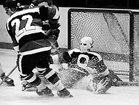 Jay O'Connor Ottawa 67's 1978. Photo Scott Grant