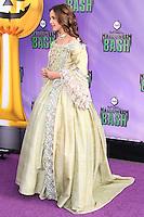 SANTA MONICA, CA - OCTOBER 20: Actress Bailee Madison arrives at Hub Network's 1st Annual Halloween Bash held at Barker Hangar on October 20, 2013 in Santa Monica, California. (Photo by Xavier Collin/Celebrity Monitor)
