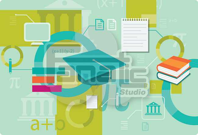 Illustrative image of education system