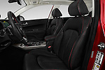 Front seat view of 2018 KIA Optima SX 4 Door Sedan Front Seat  car photos