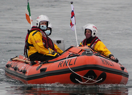 RNLI Fethard's D class lifeboat