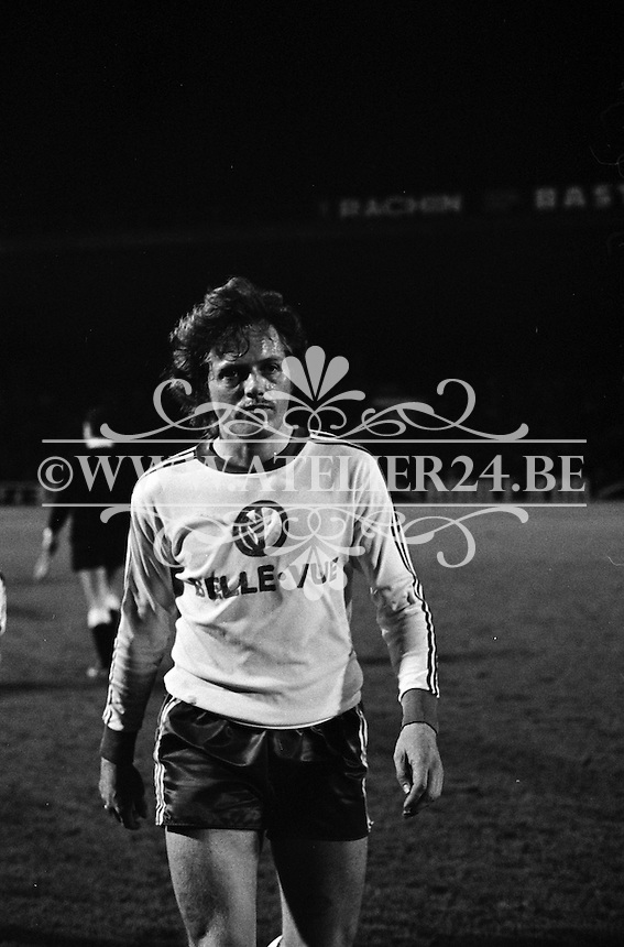 1977. RSC Anderlecht. Arie Haan.