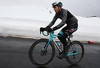 24th May 2021, Giau Pass, Italy; Giro d'Italia, Tour of Italy, route stage 16, Sacile to Cortina d'Ampezzo ; 187 SCHULTZ Nicholas AUS
