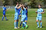 NELSON, NEW ZEALAND - MPL - Nelson Suburbs v Christchurch Utd. Saxton Field, Nelson, New Zealand. Sunday 4 October 2020. (Photo by Trina Brereton/Shuttersport Limited)