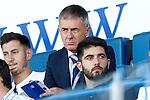 Spanish coach Lucas Alcaraz during La Liga match. September 25,2016. (ALTERPHOTOS/Acero)