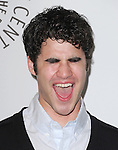 Darren Criss at The PaleyFest 2011 Panel for Glee held at The Saban Theater in Beverly Hills, California on March 16,2011                                                                               © 2010 Hollywood Press Agency