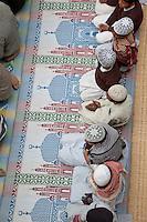Boys Awaiting Prayer Time, Madrasa Imdadul Uloom, Dehradun, India.