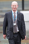 © Joel Goodman - 07973 332324  . 02/10/2011 . Manchester, UK . DAVID WILLETTS at the 2011 Conservative Party Conference at the Manchester Central Convention Centre (formerly GMex) . Photo credit: Joel Goodman