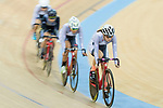 Yang Qianyu of the IND competes in Women Elite - Omnium II Tempo Race during the Hong Kong Track Cycling National Championship 2017 on 25 March 2017 at Hong Kong Velodrome, in Hong Kong, China. Photo by Chris Wong / Power Sport Images