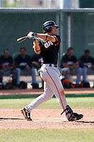 Brandon Crawford  - San Francisco Giants - 2009 spring training.Photo by:  Bill Mitchell/Four Seam Images