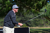 Jordan Pruden. Day one of the Jennian Homes Charles Tour / Brian Green Property Group New Zealand Super 6's at Manawatu Golf Club in Palmerston North, New Zealand on Thursday, 5 March 2020. Photo: Dave Lintott / lintottphoto.co.nz