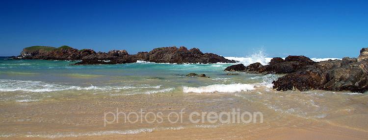 Delicate Nobby Beach - Mid North Coast