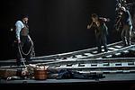 Press presentation of the theater play Waiting for Godot, at the Teatro Bellas Artes with Pepe Viyuela, Alberto Jiménez, Juan Díaz, Fernando Albizu and Jesús Lavi<br />  Madrid, Spain. <br /> November 19, 2019. <br /> (ALTERPHOTOS/David Jar)