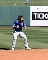 Davis Wendzel - Texas Rangers 2021 spring training (Bill Mitchell)