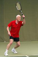 12-03-11, Tennis, Rotterdam, NOVK, Bert Bos
