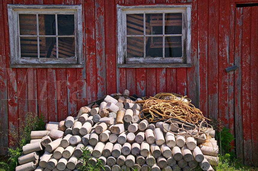 Fishing shack Canada