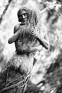 Image Ref: YR124<br /> Location: Bruno's Art and Sculpture Garden, Marysville<br /> Date: 4th Oct, 2015
