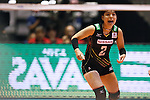 Kotoki Zayasu (JPN), AUGUST 26, 2015 - Volleyball : FIVB Women's World Cup 2015 1st Round between Japan 3-0 Kenya  in Tokyo, Japan. (Photo by Sho Tamura/AFLO SPORT)
