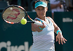 Lauren Davis (USA) defeats Eugenie Bouchard (CAN) 6-4, 6-1