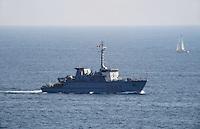 - Italian Navy, minesweeper Lerici class....- Marina militare italiana, cacciamine classe Lerici