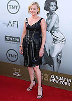 HOLLYWOOD, LOS ANGELES, CA, USA - JUNE 05: Samantha Mathis at the 42nd AFI Life Achievement Award Honoring Jane Fonda held at the Dolby Theatre on June 5, 2014 in Hollywood, Los Angeles, California, United States. (Photo by Xavier Collin/Celebrity Monitor)