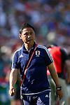 Norio Sasaki (JPN), JULY 1, 2015 - Football / Soccer : FIFA Women's World Cup Canada 2015 Semi-final match between Japan 2-1 England at Commonwealth Stadium in Edmonton, Canada. (Photo by AFLO)
