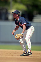 Boston Red Sox second baseman Jody Reed during spring training circa 1991 at Chain of Lakes Park in Winter Haven, Florida.  (MJA/Four Seam Images)