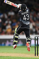 20th December 2020; Hamilton, New Zealand;  Tim Seifert, <br /> New Zealand Black Caps versus Pakistan, International Twenty20 Cricket. Seddon Park, Hamilton, New Zealand.