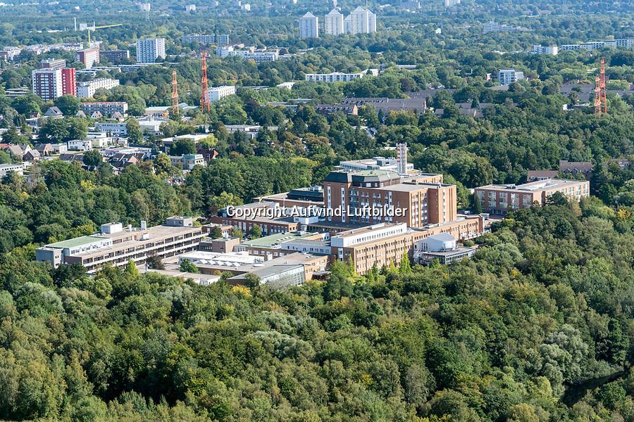 BG Klinikum Unfallkrankenhaus Boberg: EUROPA, DEUTSCHLAND, HAMBURG, (GERMANY), 14.09.2021: BG Klinikum ,Unfallkrankenhaus Boberg