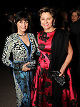 Lynne Bentson and Beth Madison at the Ole! A Night in Old Mexico Gala at the Museum of Natural Science Saturday March 05,2016.(Dave Rossman Photo)
