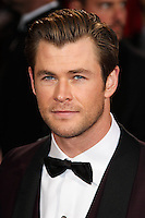 HOLLYWOOD, LOS ANGELES, CA, USA - MARCH 02: Chris Hemsworth at the 86th Annual Academy Awards held at Dolby Theatre on March 2, 2014 in Hollywood, Los Angeles, California, United States. (Photo by Xavier Collin/Celebrity Monitor)