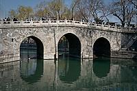 Beihai Park in Beijing, China