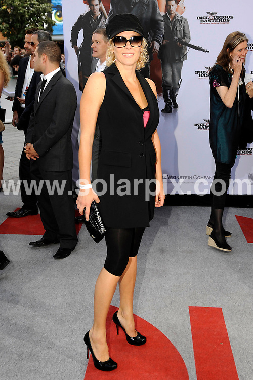 **ALL ROUND PICTURES FROM SOLARPIX.COM**.**SYNDICATION RIGHTS FOR UK AND SPAIN ONLY**.the premiere of 'Inglourious Basterds' in Berlin, Germany. 28 July 2009.This pic: Katja Riemann..JOB REF: 9627 CPR (Kappeler) DATE: 28_07_2009.**MUST CREDIT SOLARPIX.COM OR DOUBLE FEE WILL BE CHARGED**.**MUST NOTIFY SOLARPIX OF ONLINE USAGE**.**CALL US ON: +34 952 811 768 or LOW RATE FROM UK 0844 617 7637**