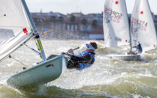 Entry offers will be limited to 240 for the 2021 Laser 4.7 Worlds at Dun Laoghaire Harbour