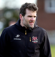 16th February 2021;  XXXX during an Ulster Rugby squad pitch session held at Pirrie Park, Belfast, Northern Ireland. Photo by John Dickson/Dicksondigital