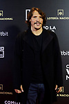 Sergio Peris-Mencheta attends to 'Como la Vida Misma' film premiere during the 'Madrid Premiere Week' at Callao City Lights cinema in Madrid, Spain. November 12, 2018. (ALTERPHOTOS/A. Perez Meca)