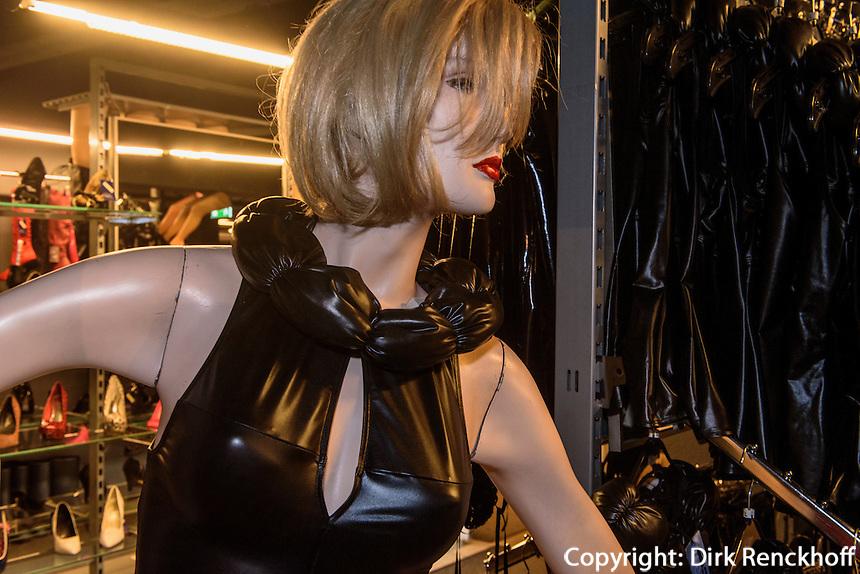 Erotik Boutique Bizarre, Reeperbahn 35, Hamburg, Deutschland
