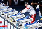 Natsumi Hoshi (JPN),<br /> JULY 31, 2013 - Swimming : FINA Swimming World Championships women's 200m Butterfly semi-final at Palau Sant Jordi arena in Barcelona, Spain.<br /> (Photo by Daisuke Nakashima/AFLO)