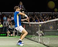 ABN AMRO World Tennis Tournament, Rotterdam, The Netherlands, 14 februari, 2017, Marcel Ganollers (ESP)<br /> Photo: Henk Koster