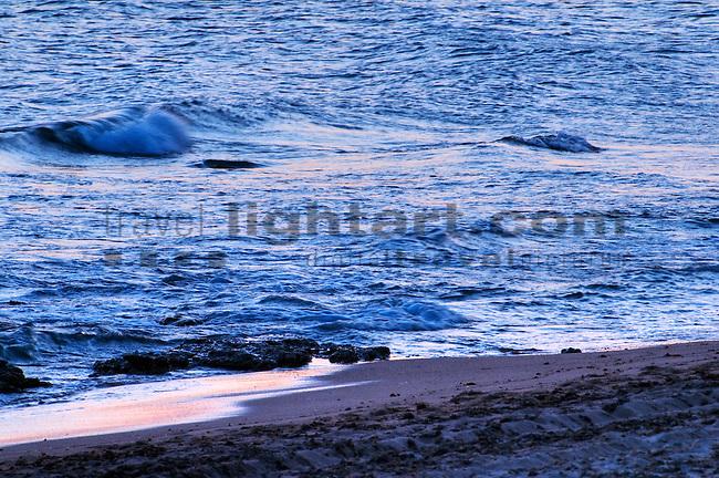 Beach, Coast, Sancti Petri, Chiclana de la Frontera, Cadiz, Costa de la Luz, Andalucia, Andalusia, Andalusien, Spain, Spanien