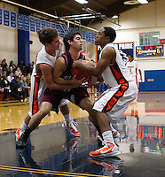 PS Basketball Boys Varsity 2010-11 vs Sidwell Friends