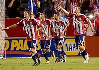 Club Deportivo Chivas USA vs Columbus Crew July 31 2010