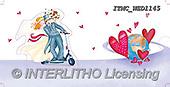 Marcello, WEDDING, HOCHZEIT, BODA, paintings+++++,ITMCWED1145,#W#, EVERYDAY