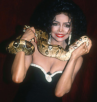 LaToya Jackson 1982<br /> Photo By John Barrett/PHOTOlink.