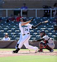 Colton Welker - Salt River Rafters - 2019 Arizona Fall League (Bill Mitchell)